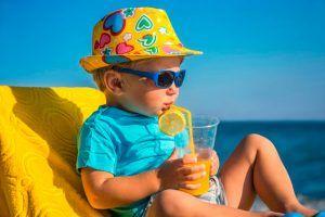 Consejos básicos para proteger a su bebé de los rayos UV
